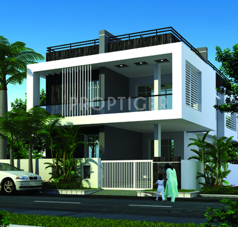 Wood Elevation Ymca : Sq ft bhk t villa for sale in srr infra amulya
