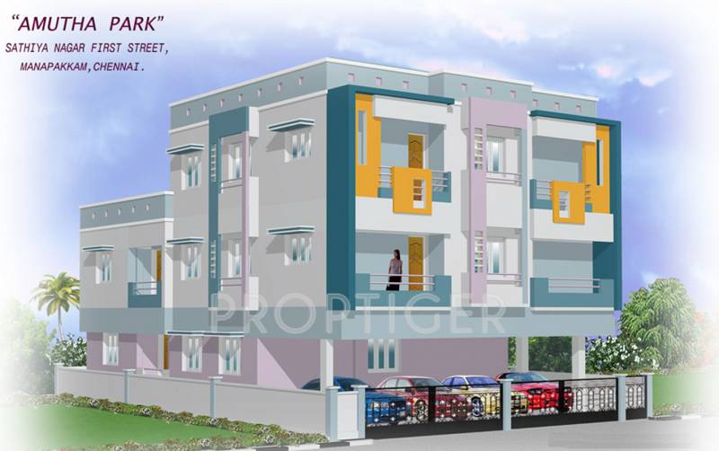 Images for Elevation of Naveen Amutha Park