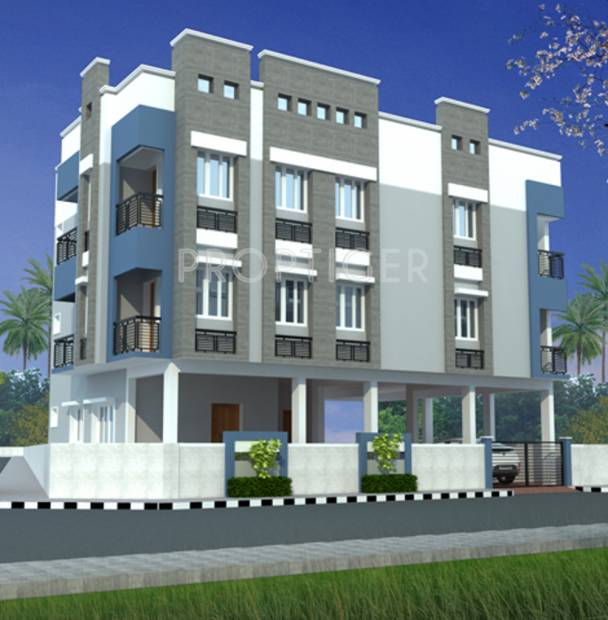 Images for Elevation of Chennai Estates Marigold