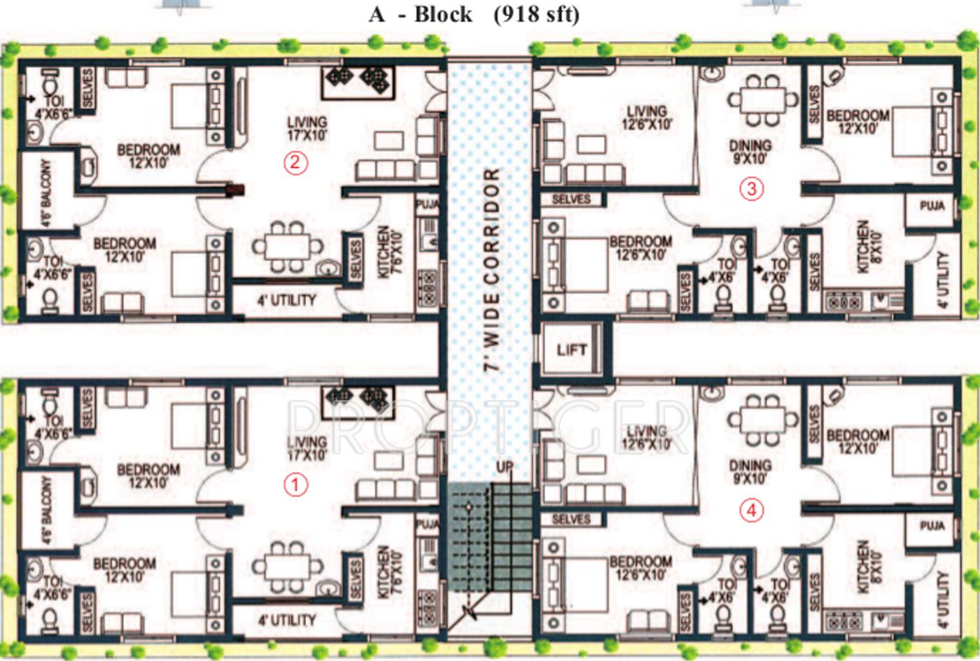 900 sq ft 2 bhk 2t apartment for sale in sukhibhava for 900 sq ft apartment floor plan