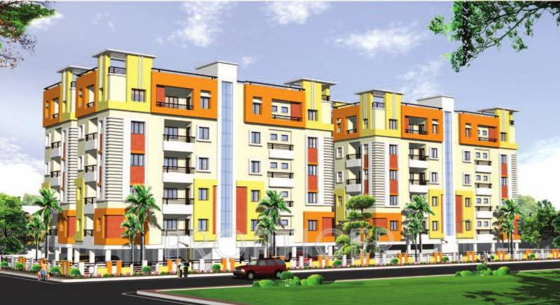 Images for Elevation of Sukhibhava Heights