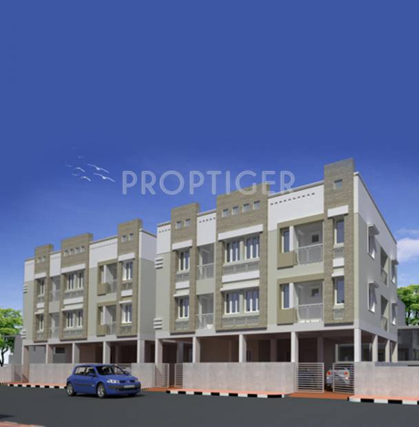 Images for Elevation of Chennai Estates Sun Flower