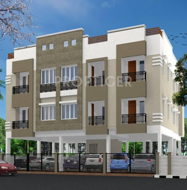 Images for Elevation of Chennai Estates Lavender