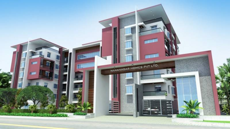 Images for Elevation of Mahanagar Homes Green Terraces