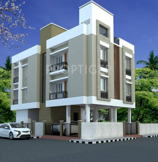 Images for Elevation of Chennai Nest