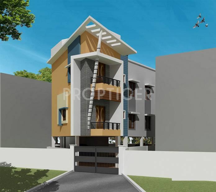 jayam-foundations nivas Elevation