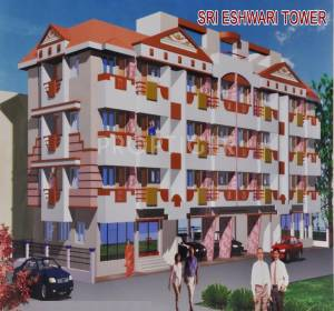 Images for Elevation of Arrummula Sree Eshwari Tower