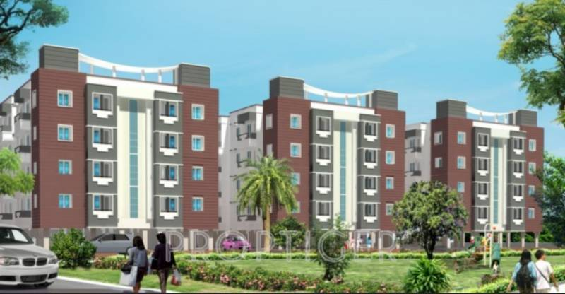 Images for Elevation of Ashirvaadh Crystal Park