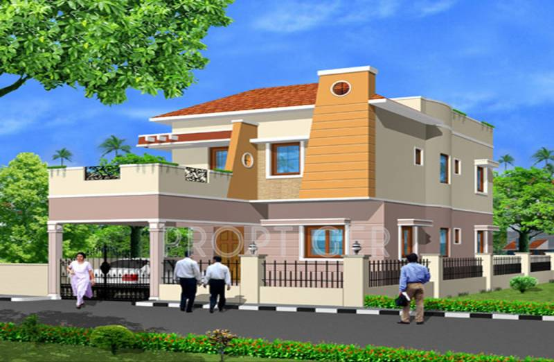 Images for Elevation of Engineers Pearl Enclave