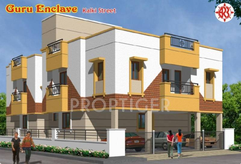 sri-raghavendra-builders guru-enclave Elevation