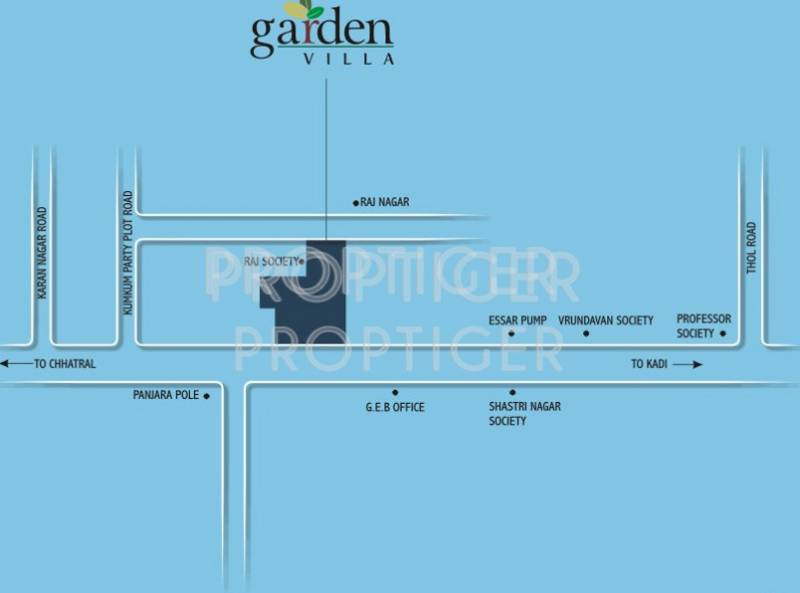 Images for Location Plan of Shaligram Garden Villa