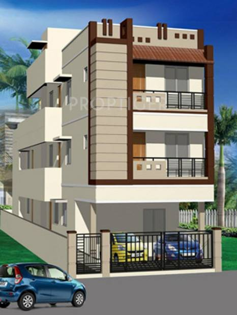 geejay-homes sree-arul-flats Elevation