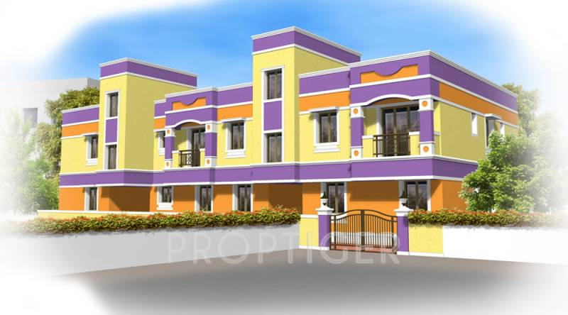 Images for Elevation of Thilaga Constructions Karuna Emclave
