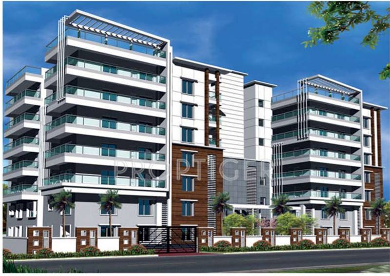Images for Elevation of BSR Atria 10