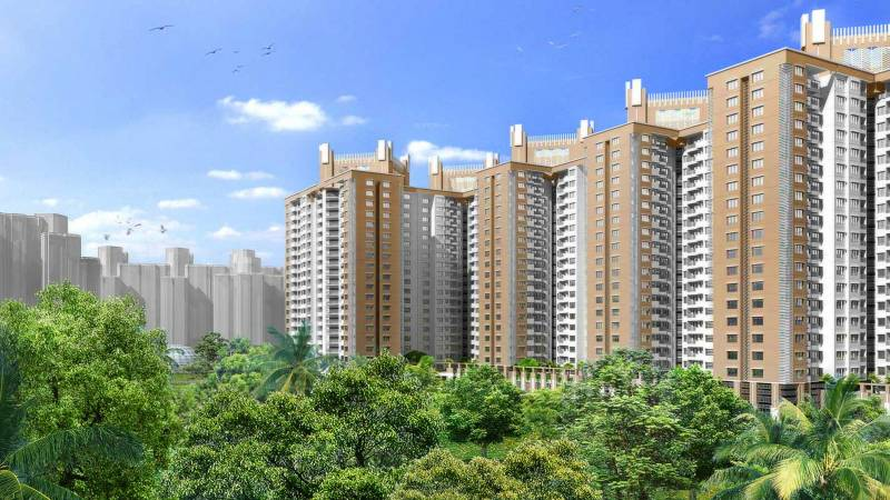 green-field Images for Elevation of Shriram Green Field