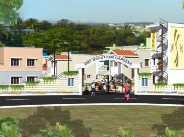 Images for Elevation of Marutham BMT Marutham Gardens