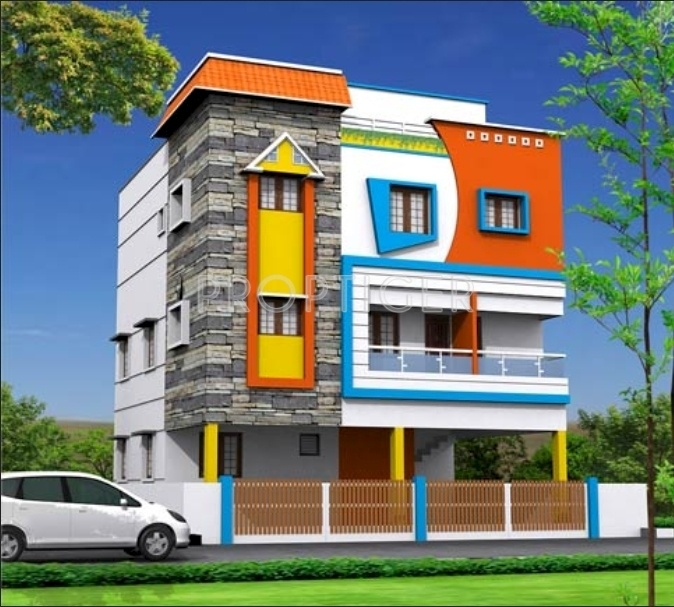 Images for Elevation of Congate Ayyappan Nagar