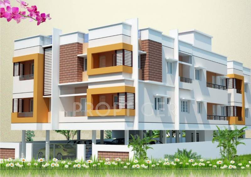 Images for Elevation of Rahul Orchid