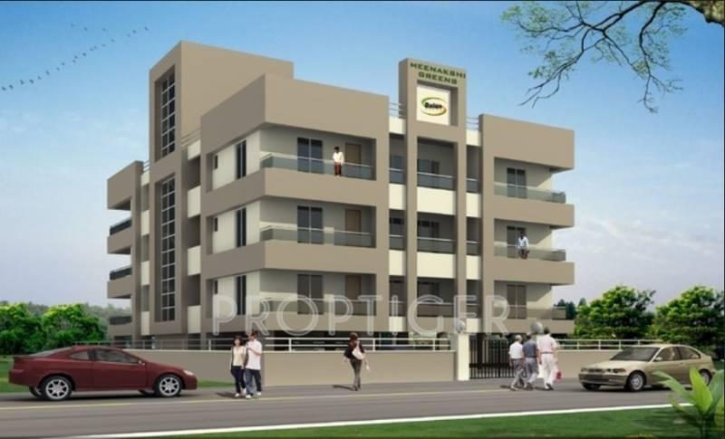Images for Elevation of SBA Associates Meenakshi Greens