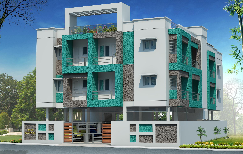 770 sq ft 2 bhk floor plan image rahul amaravathy for 770 plan