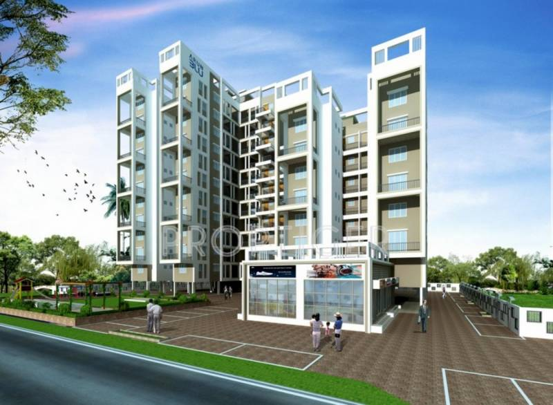 Images for Elevation of Arun Blu