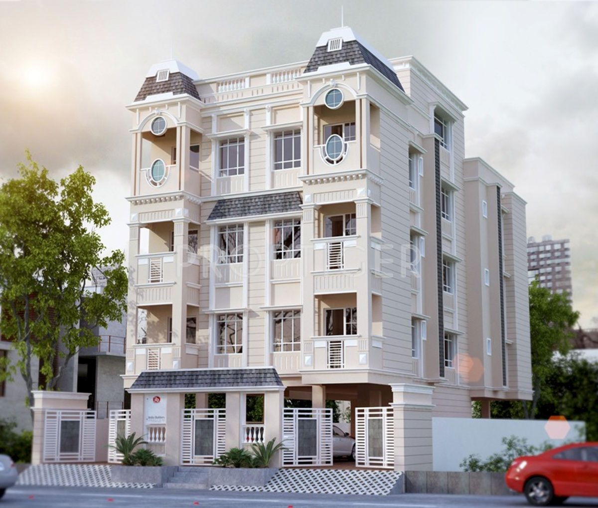 2150 sq ft 4 bhk 3t apartment for sale in india builders