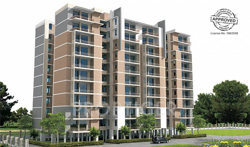 Images for Elevation of Amarnath Panchkula Apartments