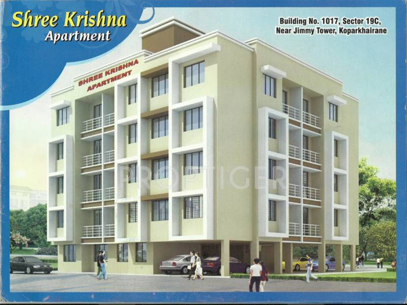 Images for Elevation of Ajay Raj Realtors Shree Krishna Apartment