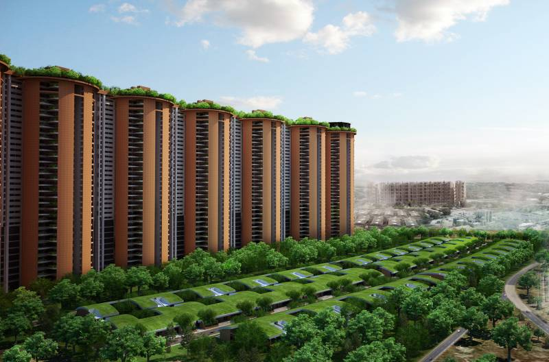 Images for Elevation of Total Environment Pursuit Of A Radical Rhapsody Apartment