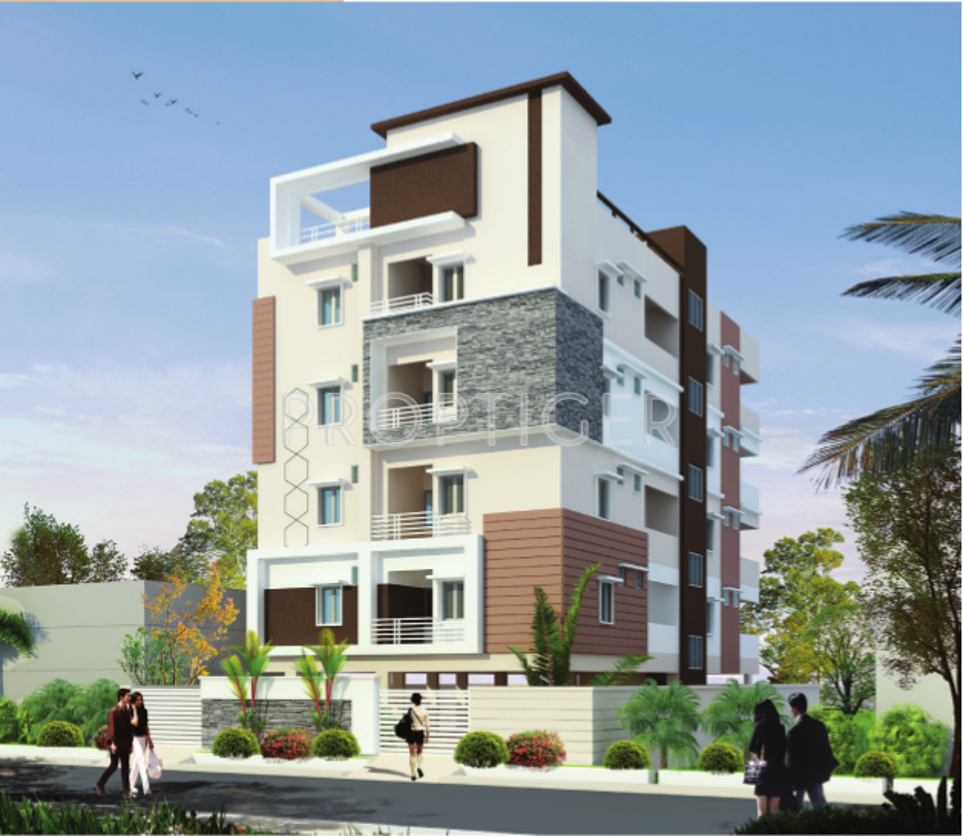 1200 sq ft 2 bhk 2t apartment for sale in trendz for Apartment plans and elevations