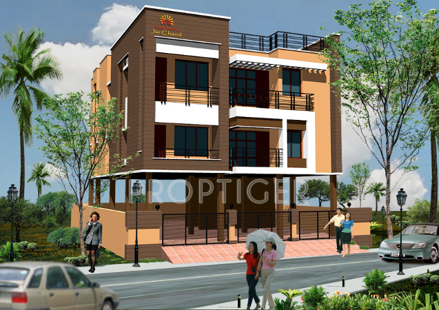 kay-ram-builders jaichand Elevation
