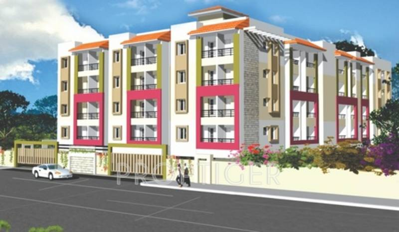 Images for Elevation of J K Kruthika Heights