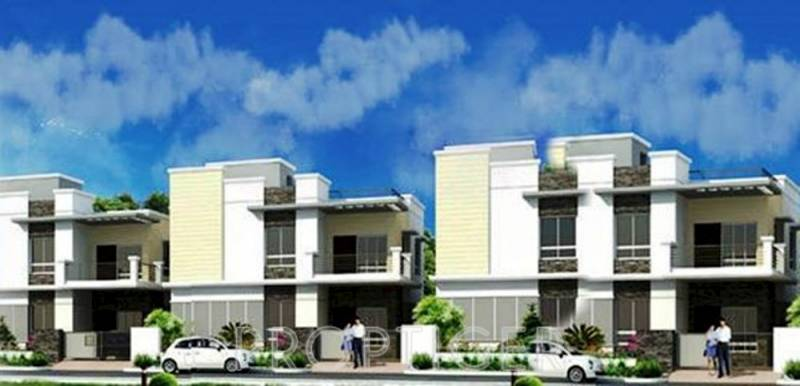 Main elevation image 4 of saket bhu sattva unit available for Ashoka ala maison kompally