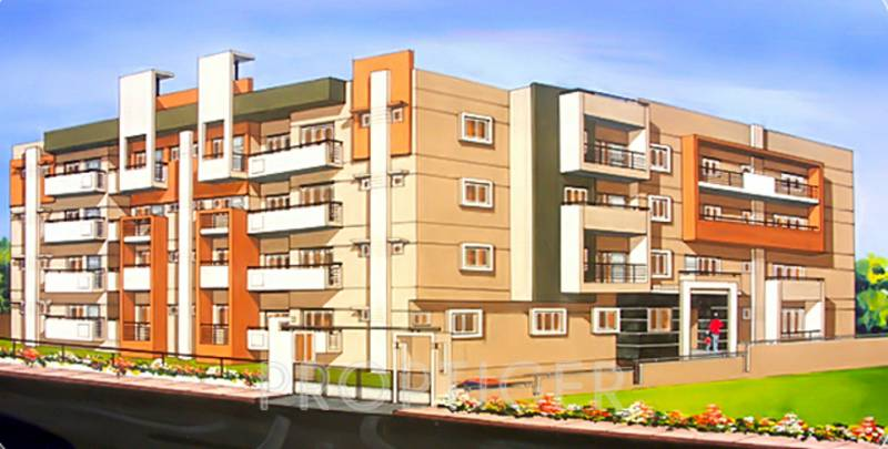 Images for Elevation of Ahad Builders Silver Nest