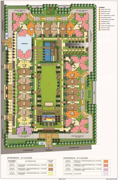 Images for Site Plan of Gulshan Bellina