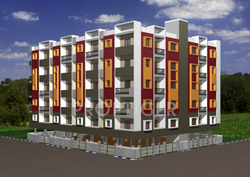 Images for Elevation of Mahendra Group Sai Sannidi