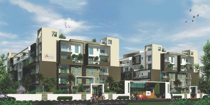 Images for Elevation of Neev Stone Oaks