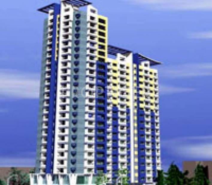 Images for Elevation of Krishna Sagar Builders Krishna Heights