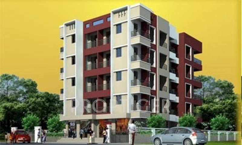 Images for Elevation of Pratham Developers Ganesh Krupa