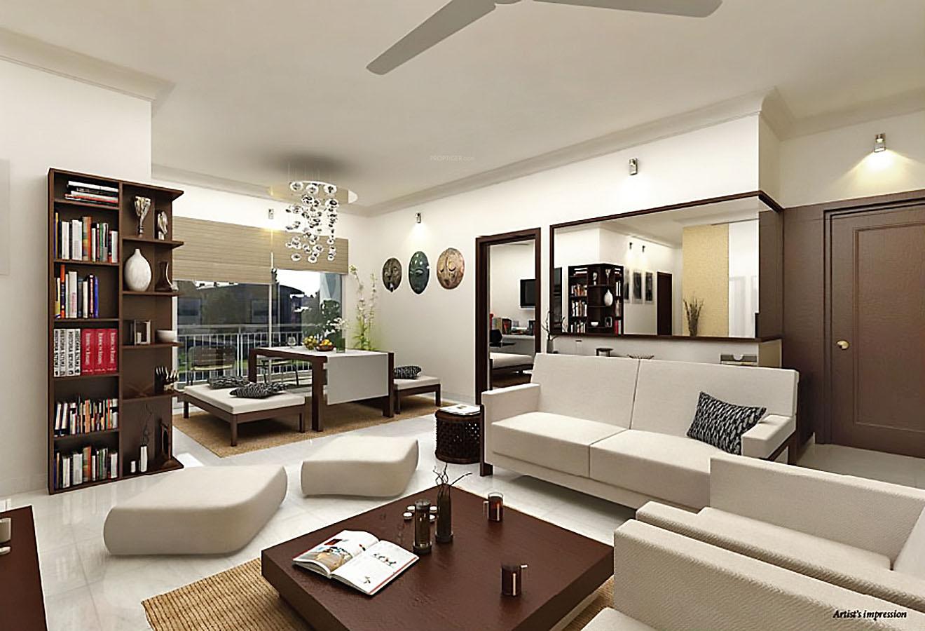 648 Sq Ft 1 BHK 1T Apartment For Sale In Prestige Group Bagamane Temple Bells Rajarajeshwari Nagar Bangalore