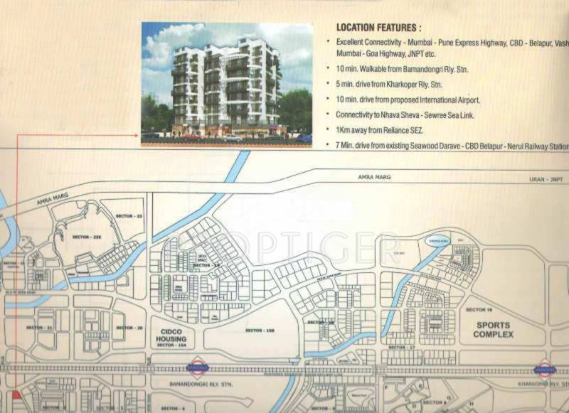 Images for Location Plan of Radhe Krishna Villa