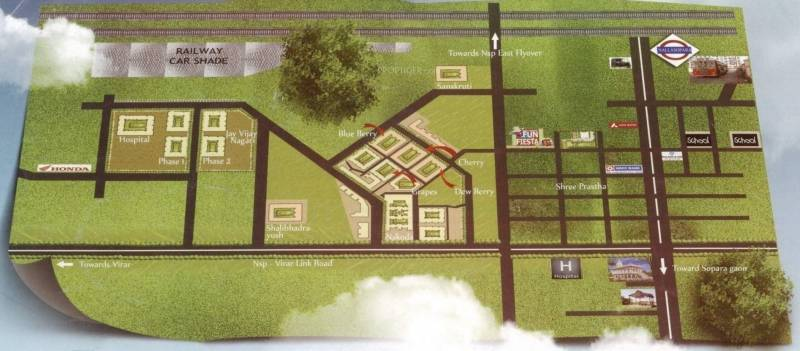 Images for Location Plan of MAAD Nakoda Heights