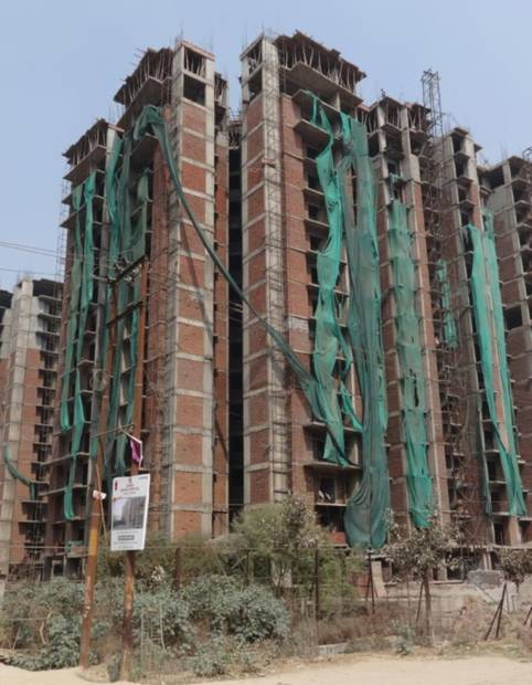 Images for Construction Status of Aims AMG Resi Complex 2