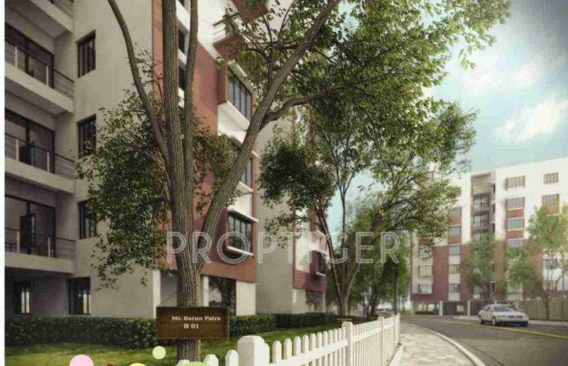 Images for Elevation of Panda Gatikrushna Green Apartments