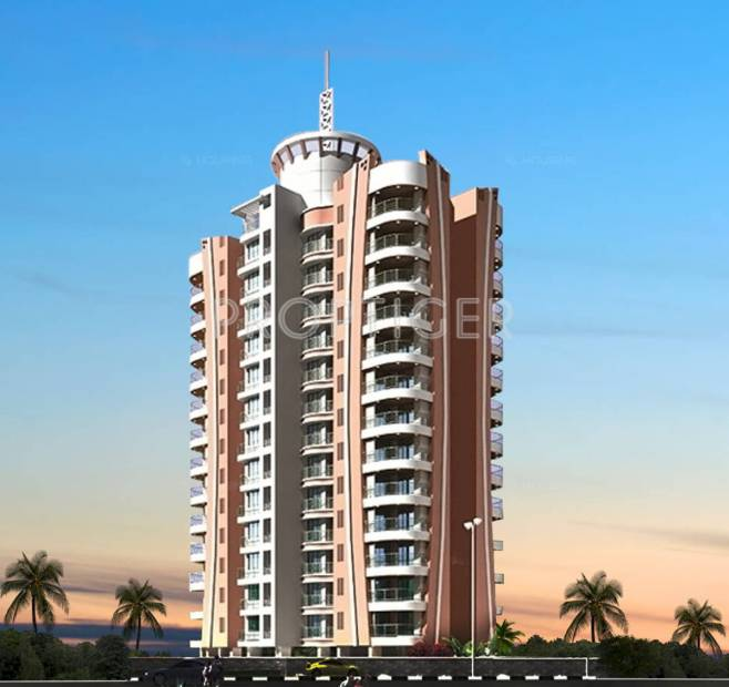 Images for Elevation of Rajendra Dolphin Tower