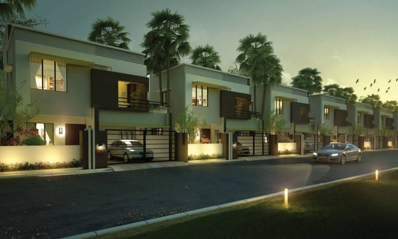 Images for Elevation of Panda Gatikrushna Green Villas