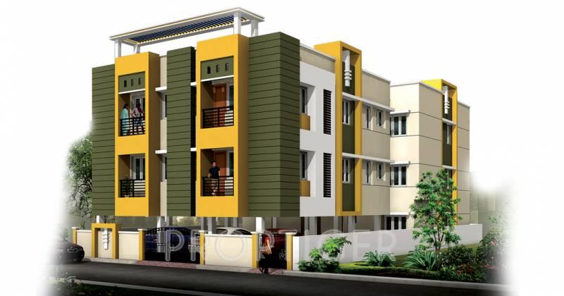 Images for Elevation of Sapthagiri Sarayu Apartment
