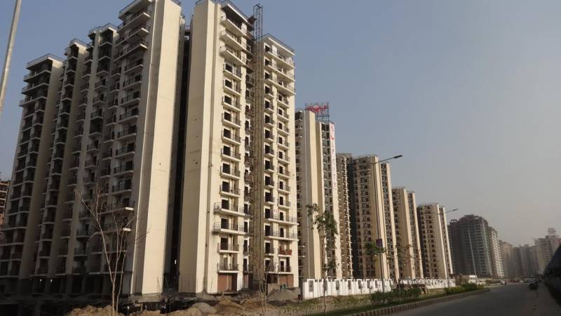 Images for Construction Status of Aims AMG Resi Complex 3