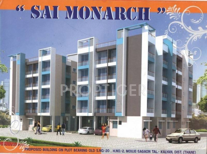 Images for Elevation of Samarth Sai Monarch