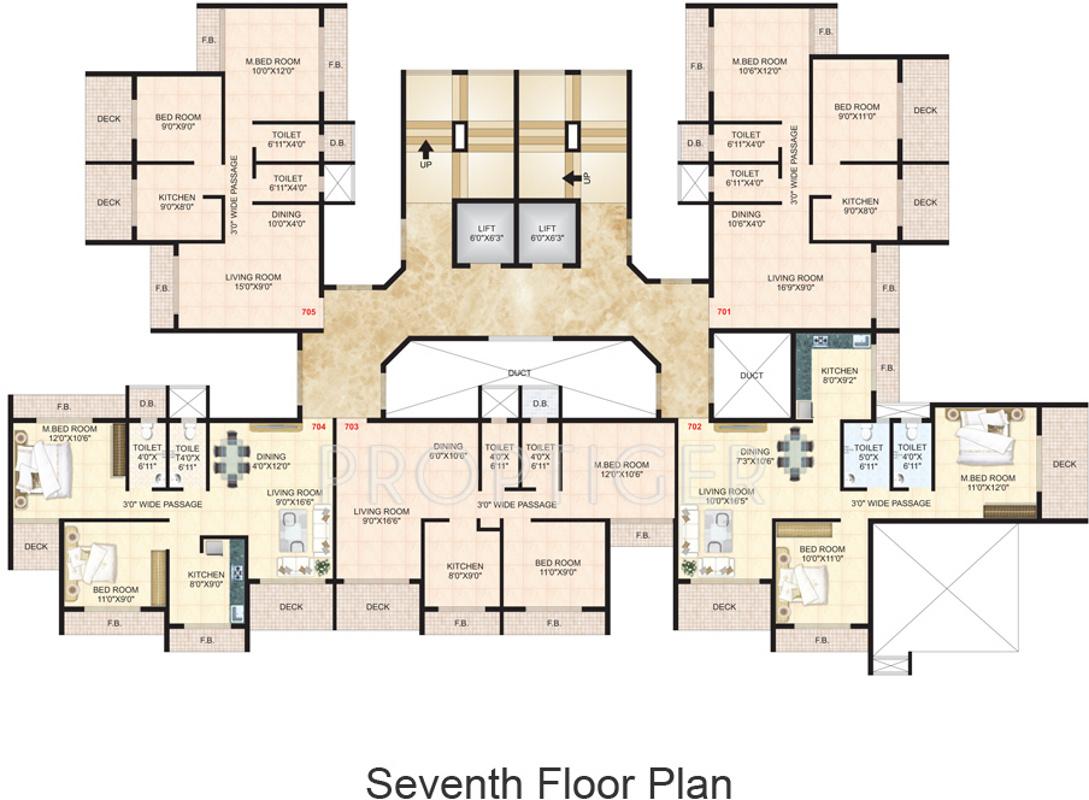 S r thakur residency in ulwe mumbai price location map for X2 residency floor plan
